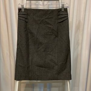 Pencil skirt express size 0